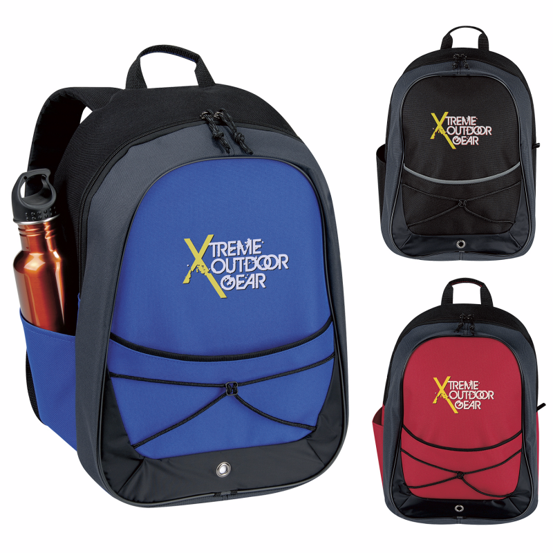 Atchison® AP5390 Tri-Tone Sport Backpack