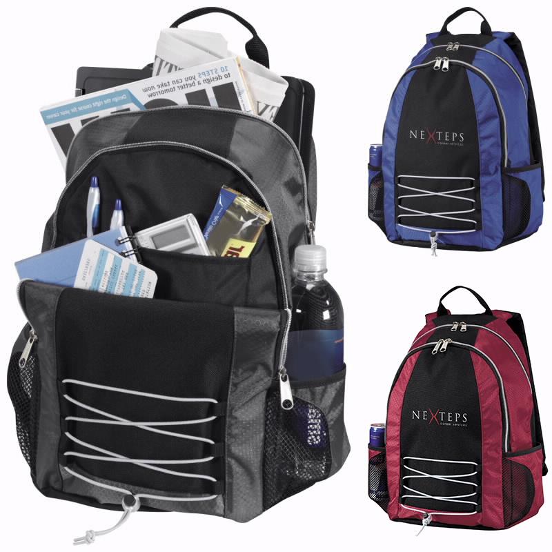 Atchison® AP5440 Base Jump Computer Backpack