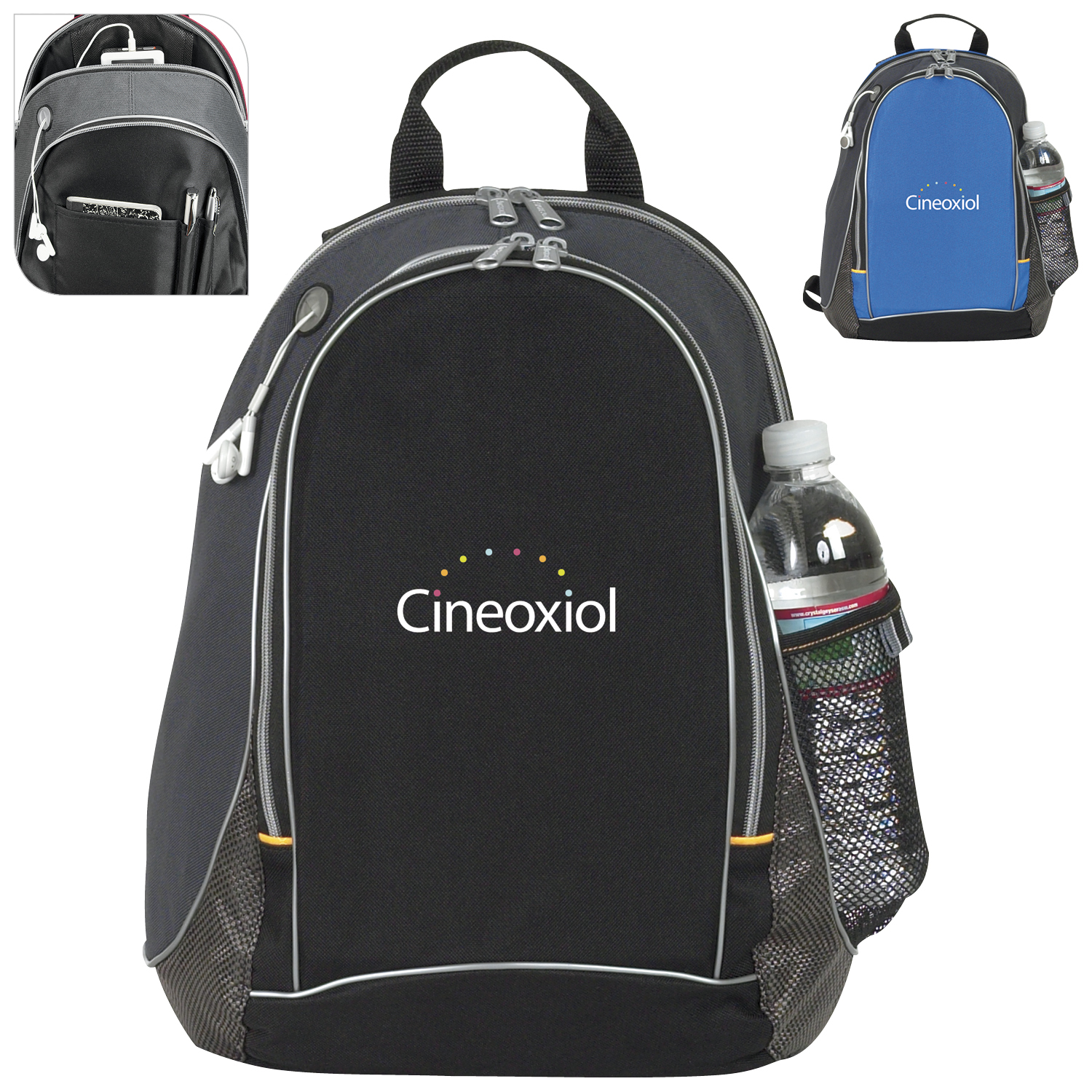 Atchison® AP5710 Title Track Backpack