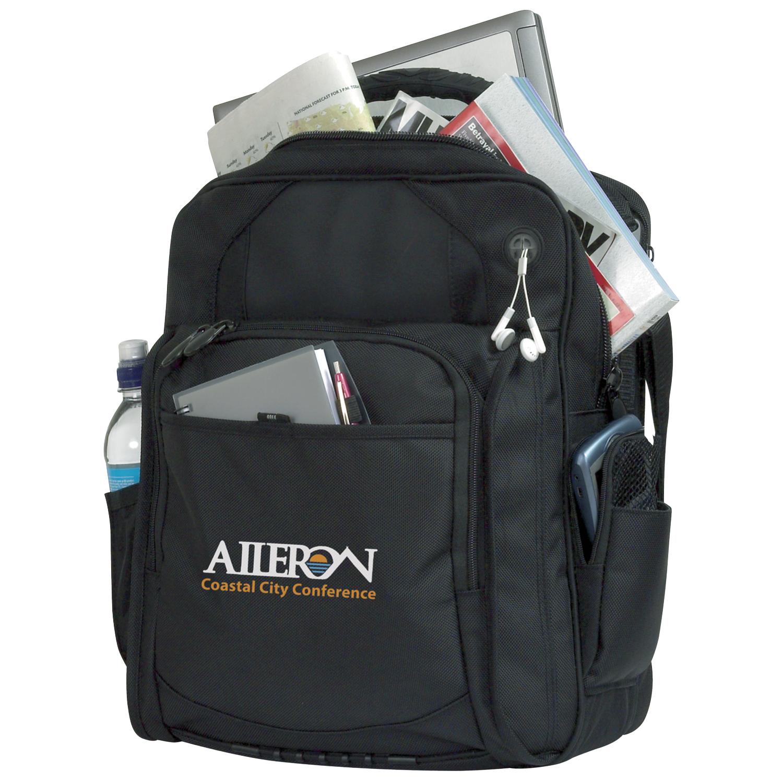 Atchison® AP5940 Ballistic Compu-Brief-Pack