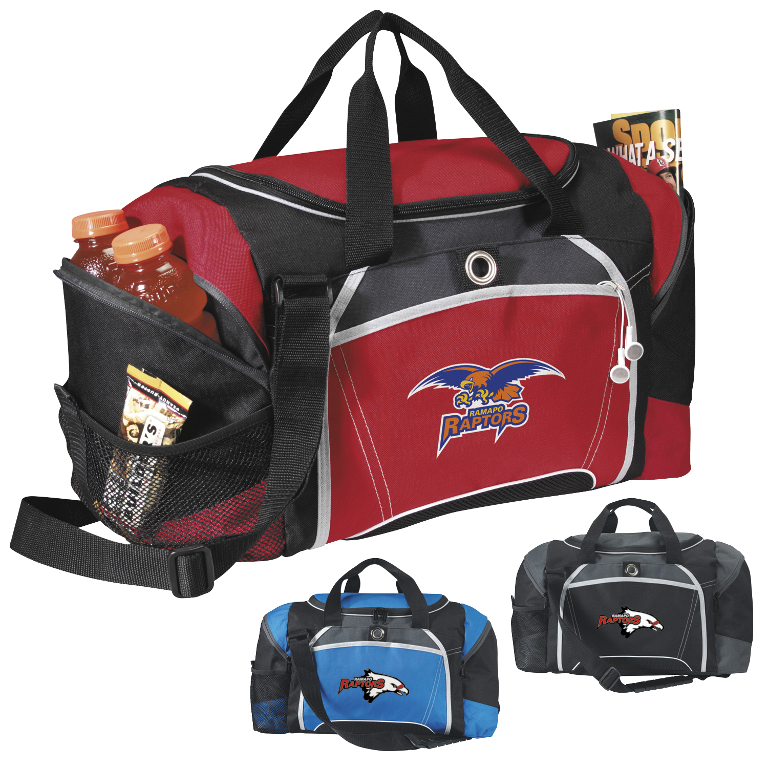 Atchison® AP6050 Power Play Duffel