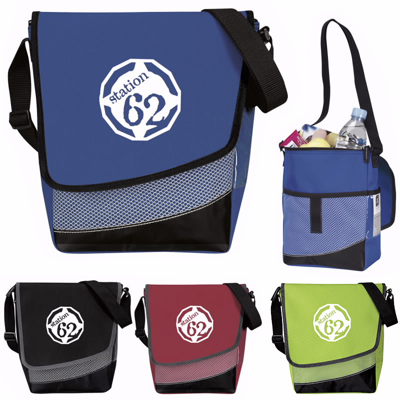 Atchison® AP7030 Crossbody Messenger Lunch Cooler