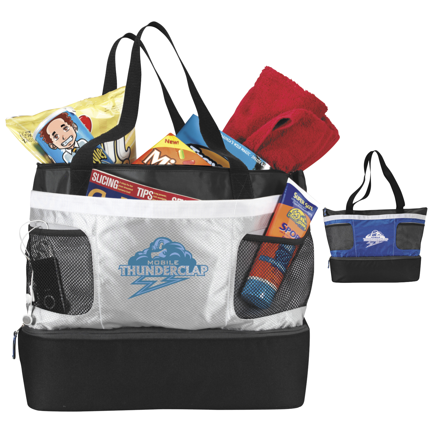 Atchison® AP7800 Double Decker Cooler Tote