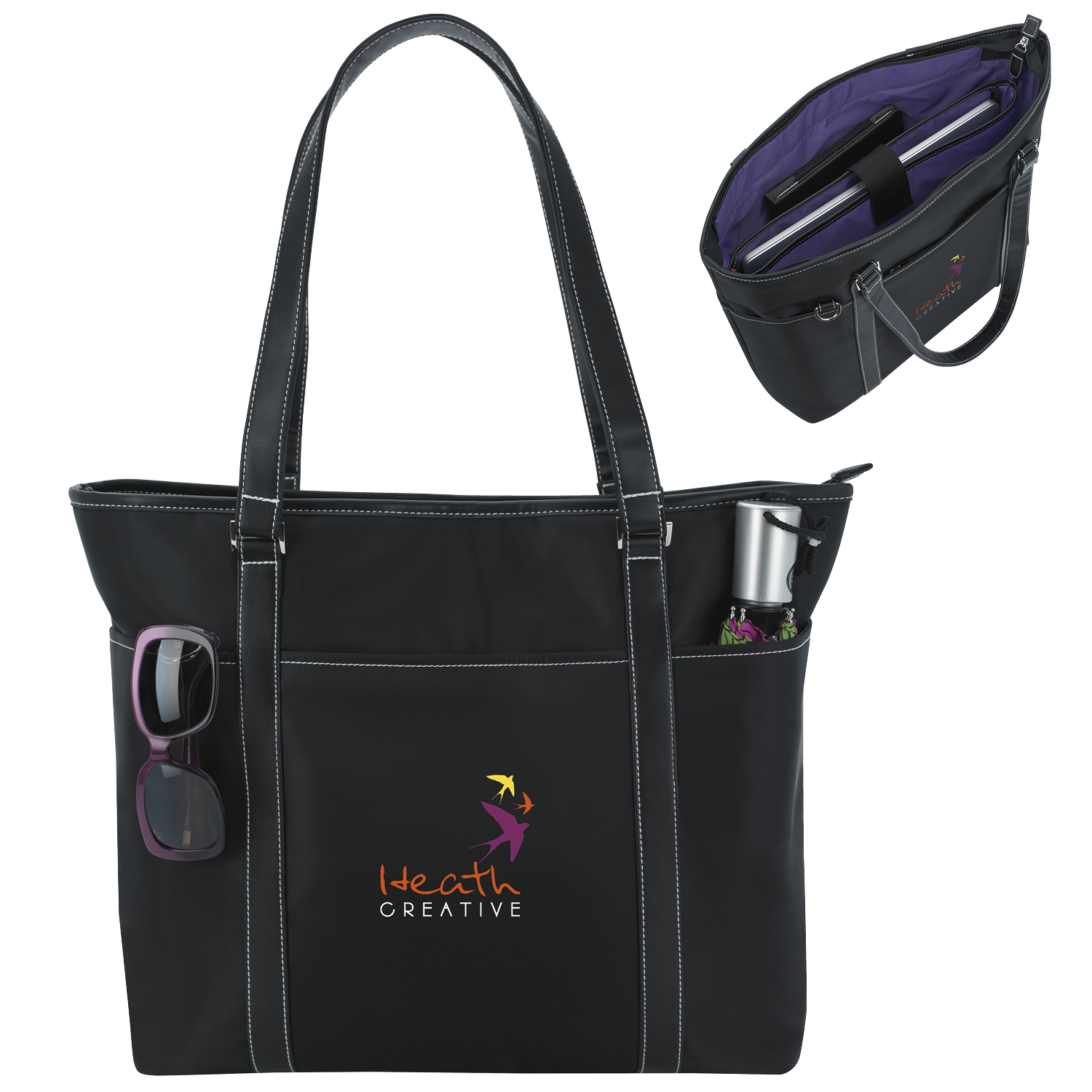 Atchison® AP8008 She Rules Tote