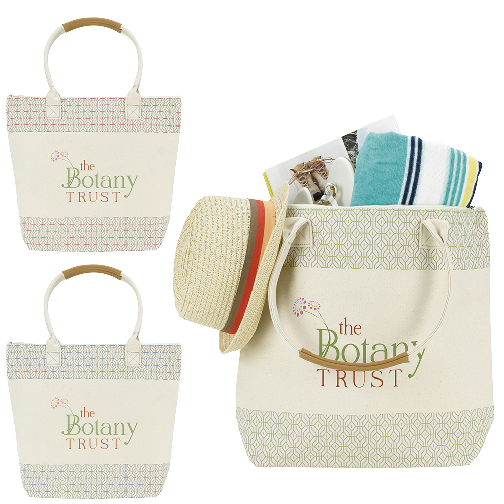 Atchison® AP8017 Countryside Cotton Tote