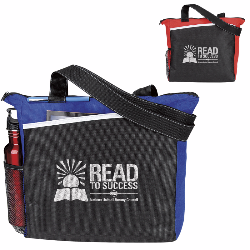 Atchison® AP8240 Curved Non-Woven Tote