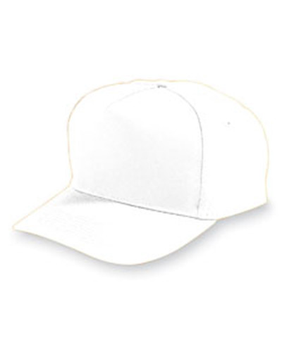 Augusta Drop Ship 6207 - Youth 5-Panel Cotton/Twill ...