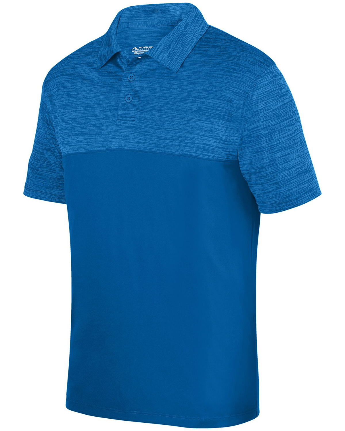 Augusta Drop Ship 5412 - Adult Shadow Tonal Heather ...
