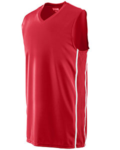 Augusta Drop Ship 1180 - Adult Wicking Polyester Sleeveless ...