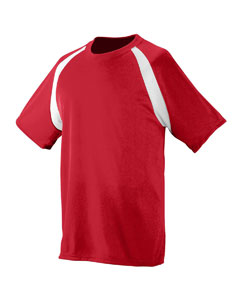 Augusta Drop Ship 218 - Polyester Wicking Colorblock Jersey