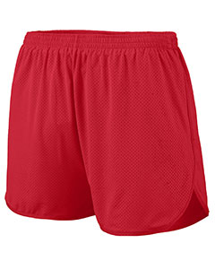 Augusta Drop Ship 338 - Adult Wicking Poly Span Short