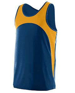 Augusta Drop Ship 341 - Youth Wicking Polyester Sleeveless ...