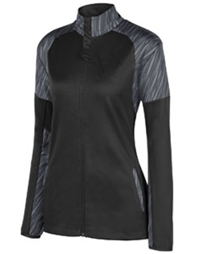 Augusta Drop Ship 3627 - Ladies' Breaker Jacket