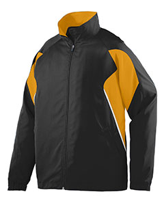 Augusta Drop Ship 3730 - Adult Water Resistant Polyester Diamond Tech Jacket