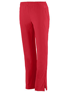 Augusta Drop Ship 3786 - Ladies Water Resistant Poly Span Pant