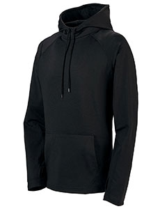 Augusta Drop Ship 4762 - Adult Wicking Brushed Back Poly Span Hoody