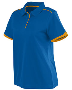 Augusta Drop Ship 5042 - Ladies Wicking Snag Resistant Polyester Sport Shirt