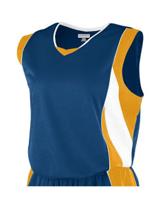 Augusta Drop Ship 516 - Girl's Wicking Mesh Advantage Jersey