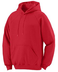 Augusta Drop Ship 5470 - Adult Cotton Poly Athletic Fleece Hoody