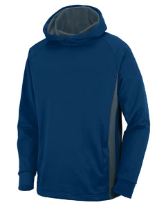 Augusta Drop Ship 5518 - Adult Striped Up Hoody