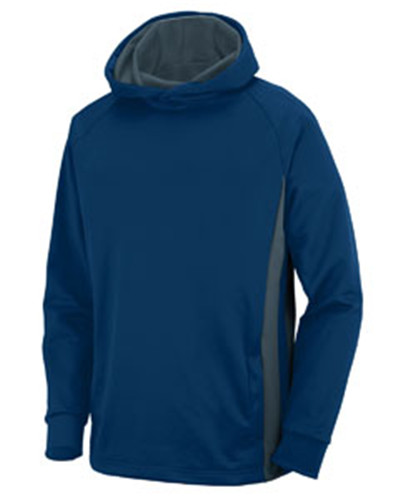 Augusta Drop Ship 5519 - Youth Striped Up Hoody