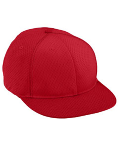 Augusta Drop Ship 6256 - Youth Ath Mesh Flat Bill Cap