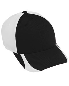 Augusta Drop Ship 6305 - Adult Flex Fit Contender Cap