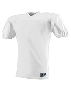 Augusta Drop Ship 9510 - Adult Polyester Diamond Mesh V-Neck Jersey with Dazzle Inserts