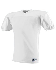 Augusta Drop Ship 9511 - Youth Polyester Diamond Mesh V-Neck Jersey with Dazzle Inserts