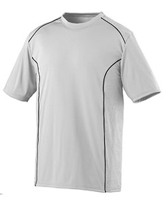 Augusta Drop Ship AG1090 - Adult Wicking Polyester Short Sleeve Tee Shirt