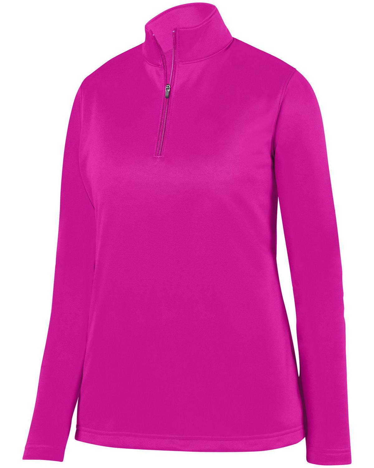 Augusta Drop Ship AG5509 - Ladies Wicking Fleece Quarter-Zip Pullover