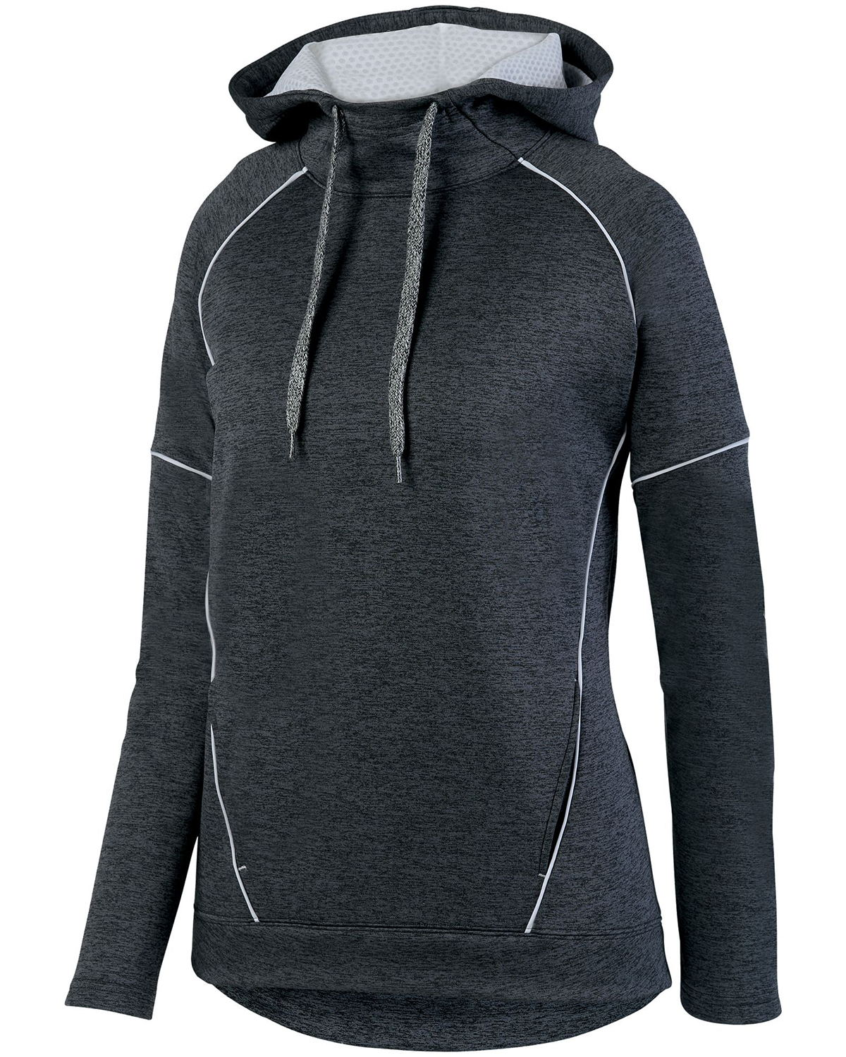 Augusta Drop Ship 5556 - Ladies Zoe Tonal Heather Hoodie