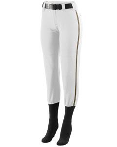 Augusta Sportswear 1248 - Ladies' Low Rise Collegiate Pant