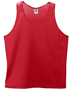 Augusta Sportswear 133 - Adult Polyester Mini Mesh Sleeveless ...