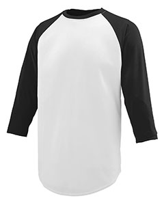 Augusta Sportswear 1506 - Youth Wicking Polyester 3/...