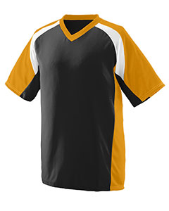 Augusta Sportswear 1536 - Youth Wicking Polyester V-...