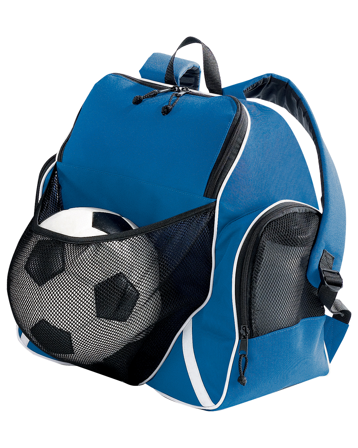 Augusta Sportswear Drop Ship 1831 - Tri-Color Ball Backpack