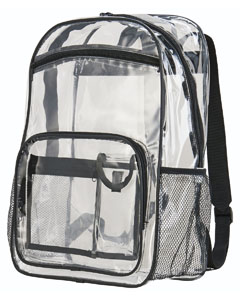 Augusta Sportswear 2204 - Clear Backpack