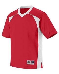 Augusta Sportswear 261 - Youth Polyester Mesh V-Neck ...