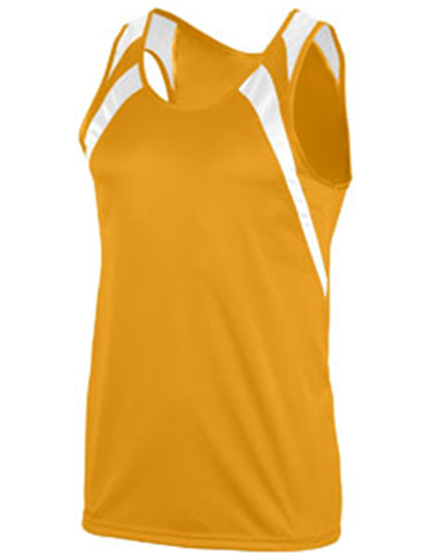 Augusta Sportswear 312 - Youth Wicking Tank with Shoulder Insert