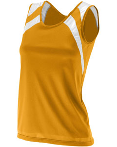 Augusta Sportswear 313 - Ladies' Wicking Tank with Shoulder ...