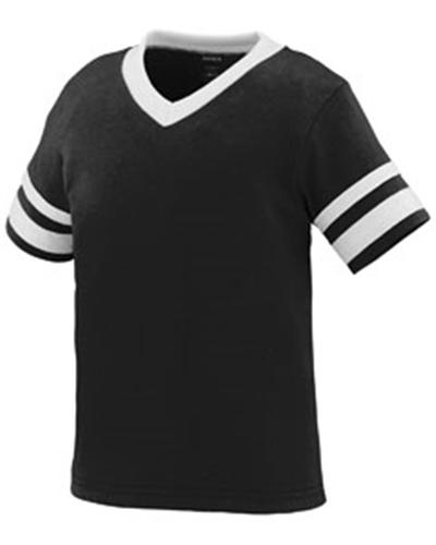 Augusta Sportswear 362 - Toddler Sleeve Stripe Jersey