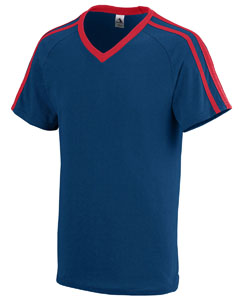 Augusta Sportswear 364 - Youth Get Rowdy Shoulder Stripe ...