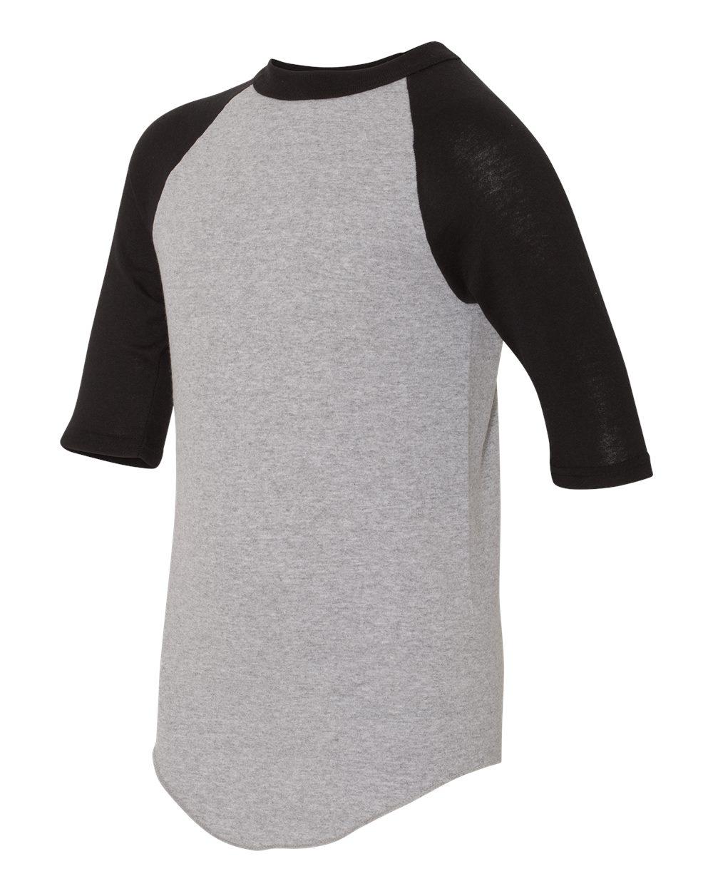 Augusta Sportswear 421 - Youth Three-Quarter Sleeve ...