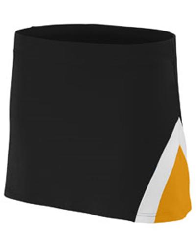 Augusta Sportswear 9205 女生啦啦队运动短裙