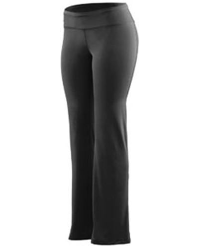 Augusta Sportswear AG2400 - Ladies' Wide Waist Polyester/Spandex Pant