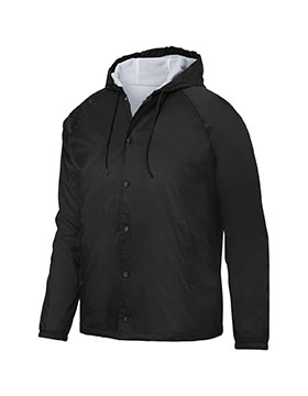 Augusta Sportswear 3102 - Hooded Coaches Jacket
