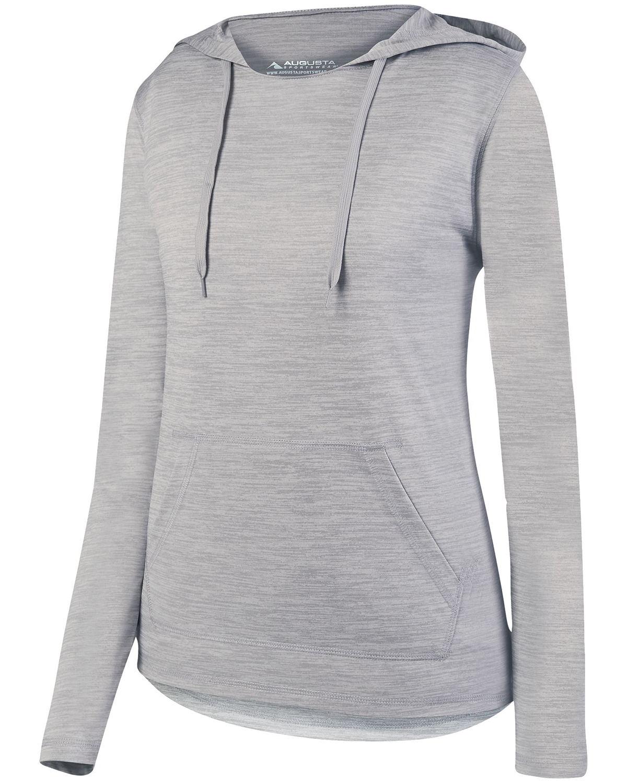 Augusta Sportswear Drop Ship AG2907 - Ladies Shadow Tonal Heather Hoodie
