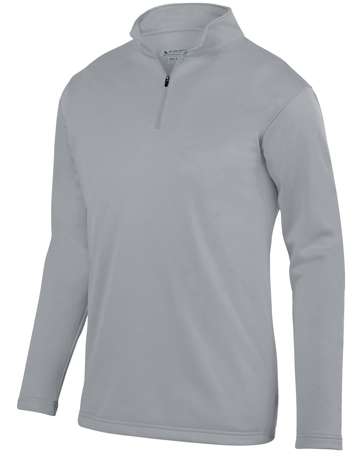 Augusta Drop Ship AG5508 - Youth Wicking Fleece Quarter-Zip Pullover