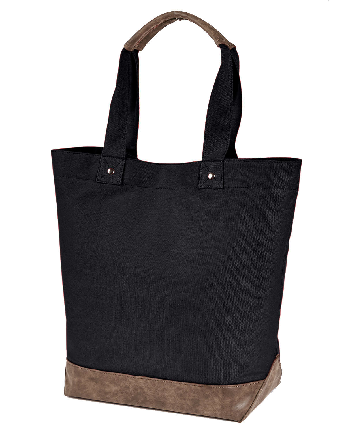Authentic Pigment AP1921 - Canvas Resort Tote